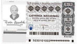 Lotería Nacional Jueves (3€) 05/08/2021